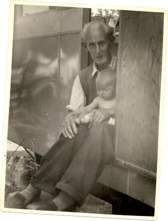 Grandfather - His Caravan - Yours Truly