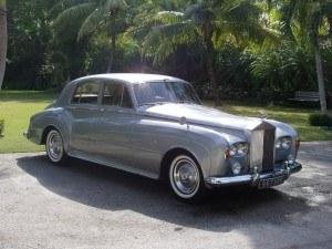 Rex Harrison's Rolls-Royce