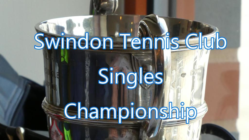 Swindon Tennis Club Trophy